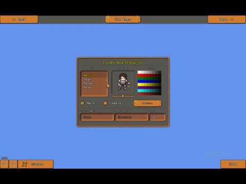 GeonBit.UI Demo