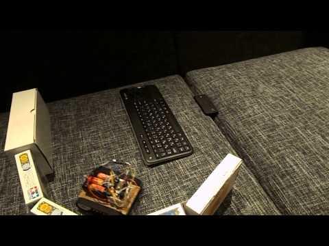 Гусеничный робот на базе TI MSP430