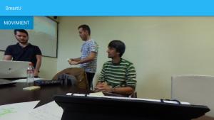 Visualización del contenido multimedia de un proyecto
