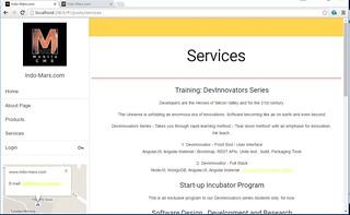marscms-servicespage