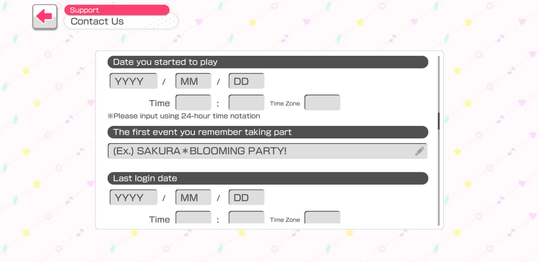 Account Recovery Guide · MagiCircles/BanGDream Wiki · GitHub