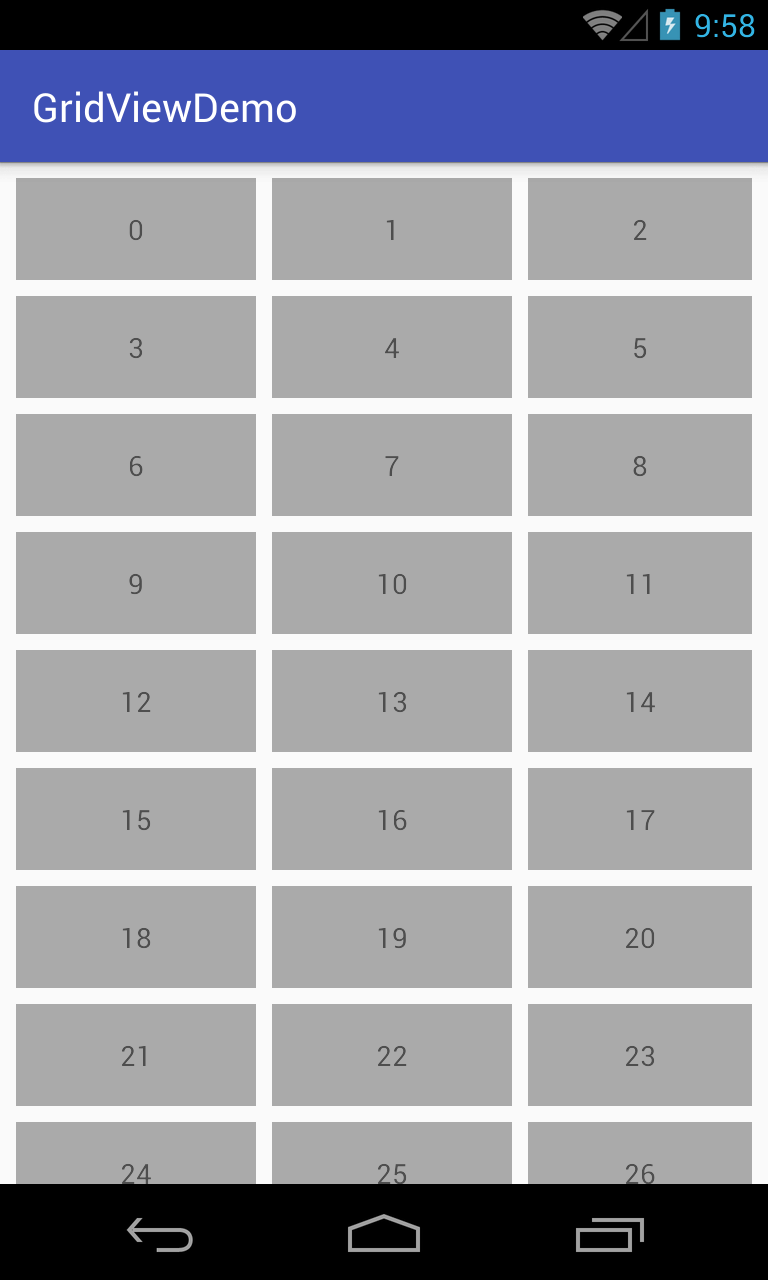 Add equal spacing to RecyclerView items automatically  Can handle