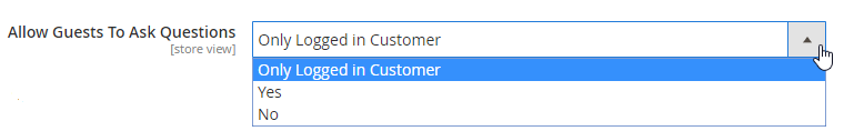 allow add question