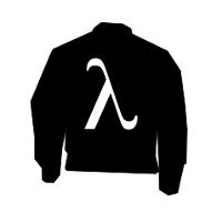 Interim OS Bomberjacket Logo