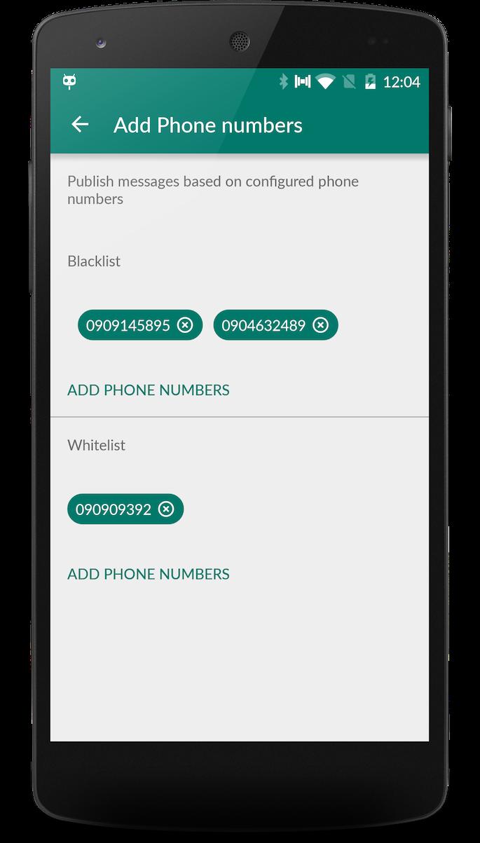 GitHub - ushahidi/SMSSync: SMS gateway for Android powered phones