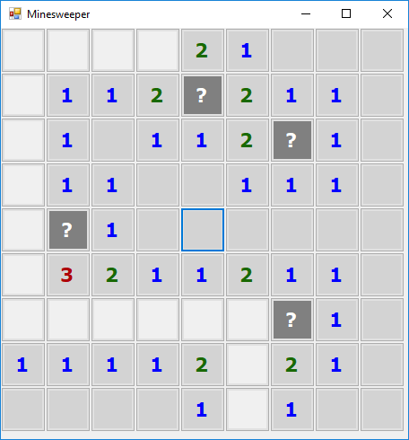 GitHub - Package/Minesweeper-DotNet: The game of Minesweeper