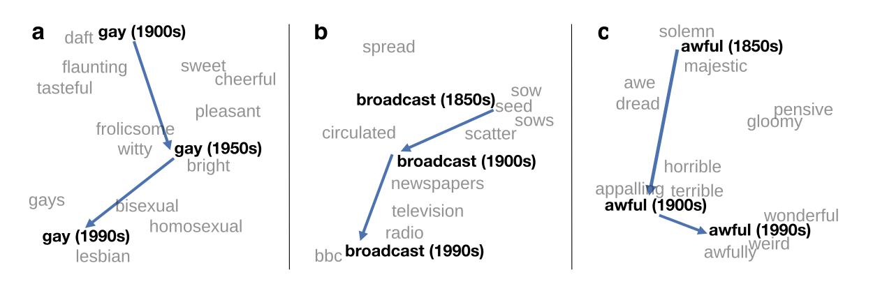 Image of Semantic Shifts