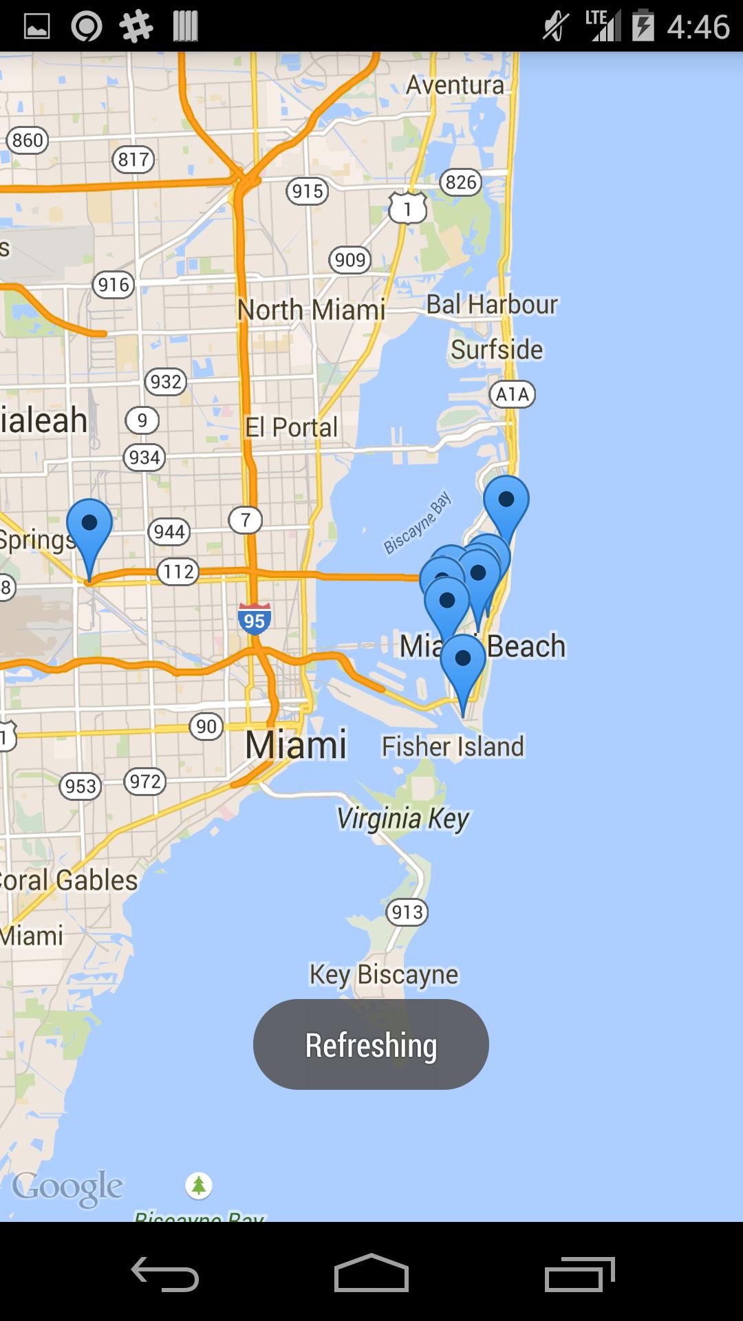 github - qtrandev/androidtransit: show miami-dade transit