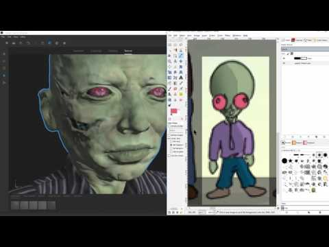 Adobe Fuse CC to Unity UFPS