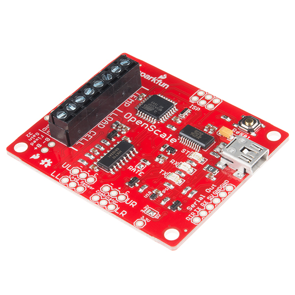 GitHub - sparkfun/OpenScale: An open source board for load