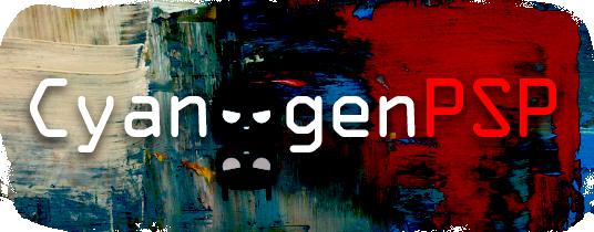 CyanogenPSP Banner