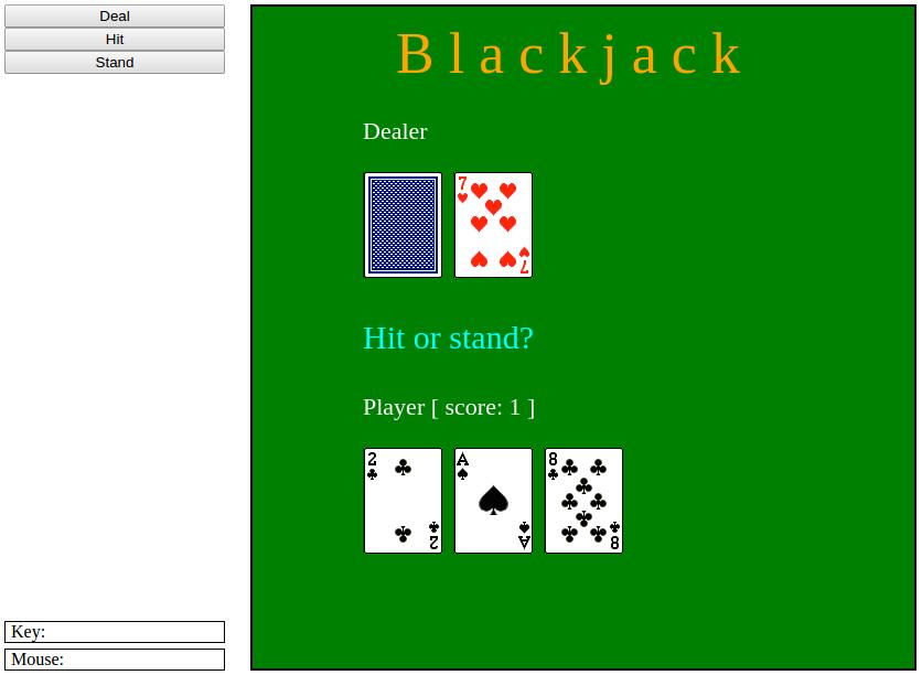 Poker skills test