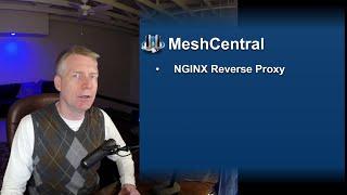 MeshCentral - NGINX Reverse Proxy
