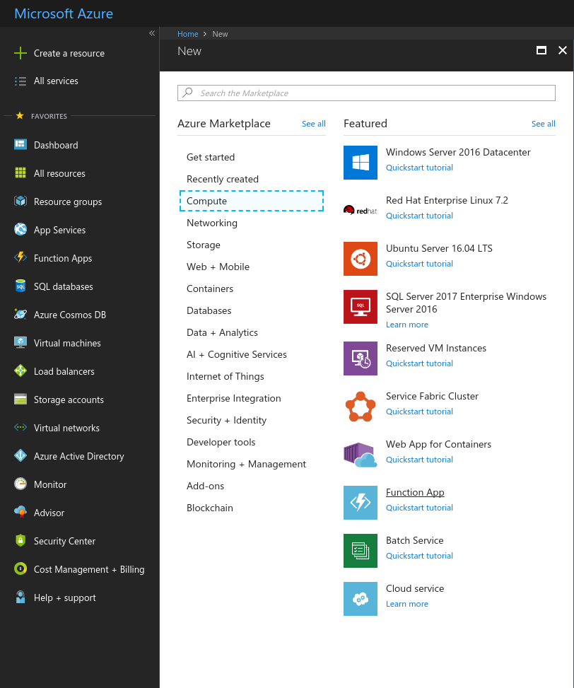 Getting Started With Azure Functions and MongoDB   www