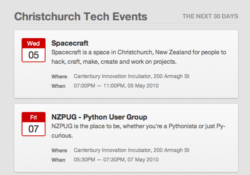 GitHub - Aupajo/almanack: Aggregate iCal, Google Calendar, and