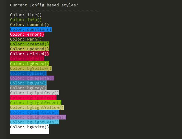 Default Config