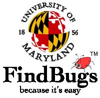 http://findbugs.sourceforge.net/umdFindbugs.png