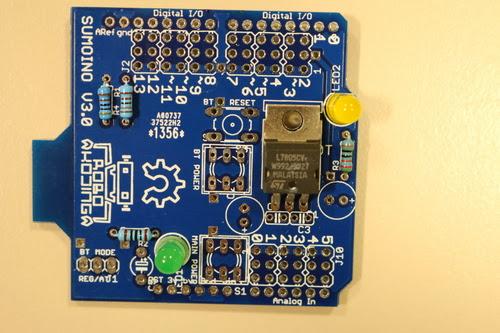 Github robokoding arduino bluetooth shield pcb the