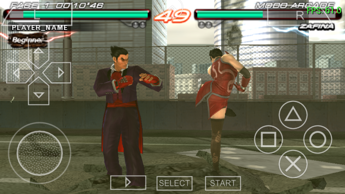 Pc tekken 6 savegame game save download file.