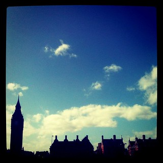 Westminster silhouette.