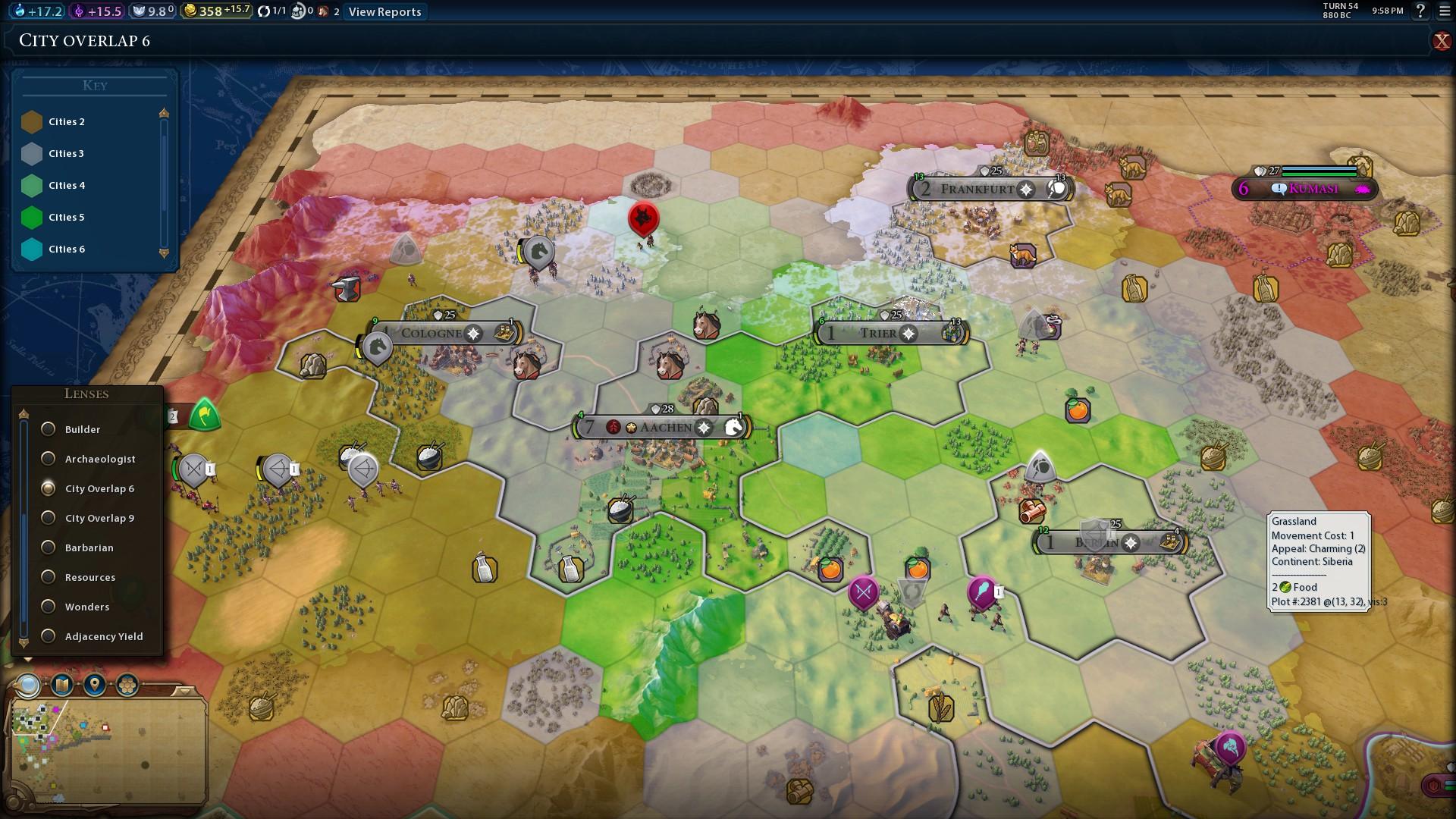 GitHub - astog/MoreLenses: More Lenses - Mod for Civilization VI