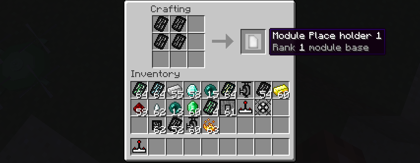 Module Place Holder 1