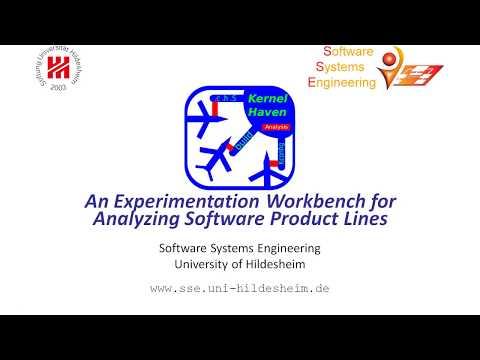 KernelHaven - ICSE 2018 Demonstration Video