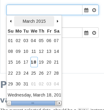 Image result for bad date picker