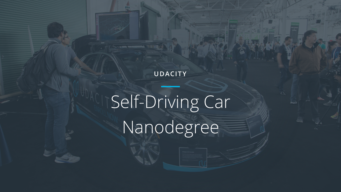 Udacity - Self-Driving Car NanoDegree