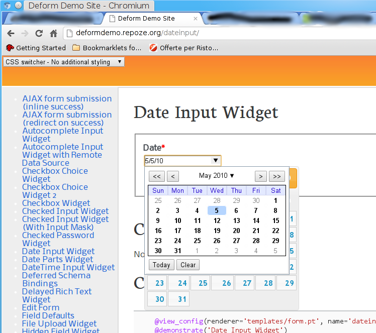 chrome-both-native-and-jquery-date