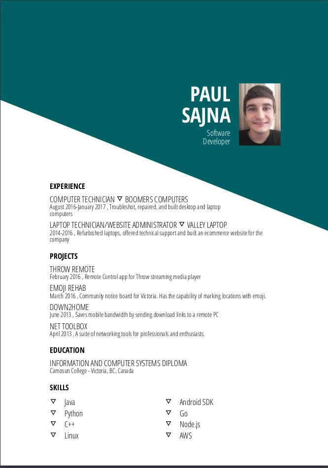 desktop support technician resume pc technician resume