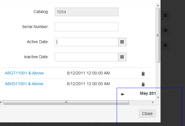 DatePicker on modal not displaying · Issue #464 · uxsolutions