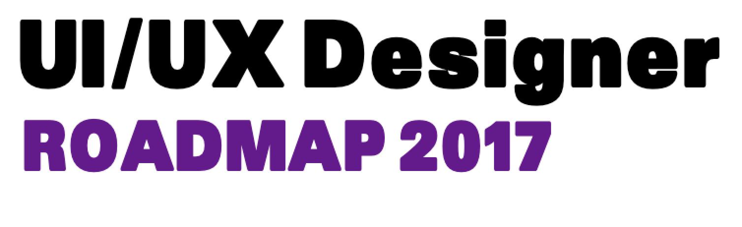 UI/UX Designer Roadmap
