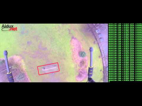 Drone Color tracking