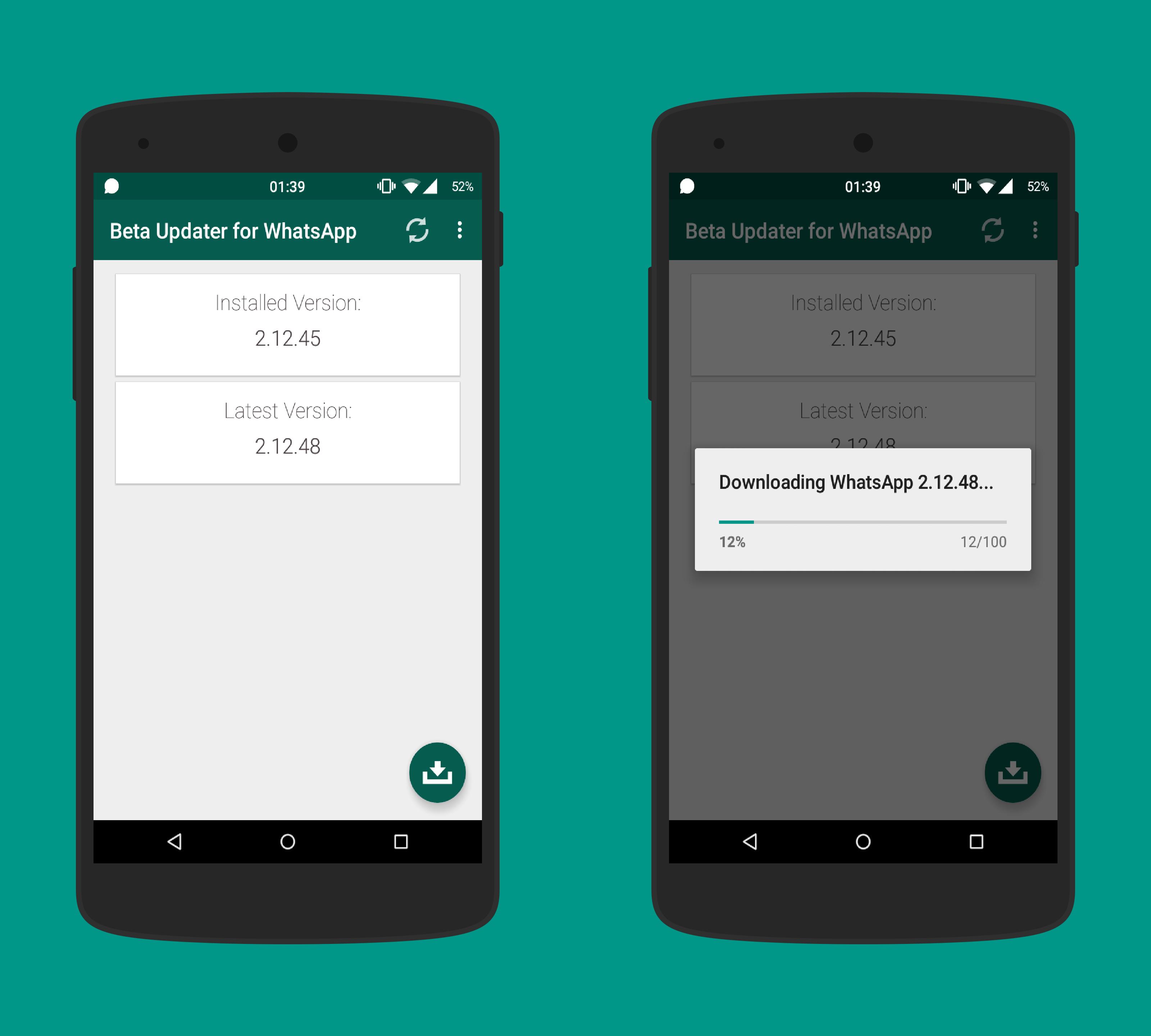 GitHub - javiersantos/WhatsAppBetaUpdater Xamarin: App to