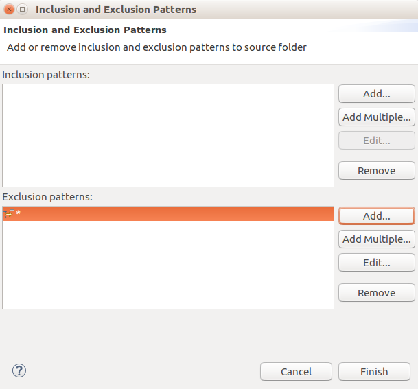 IntelliJ Importing the project to eclipse