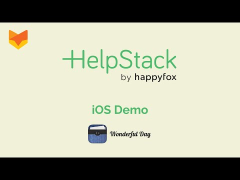 HelpStack for iOS