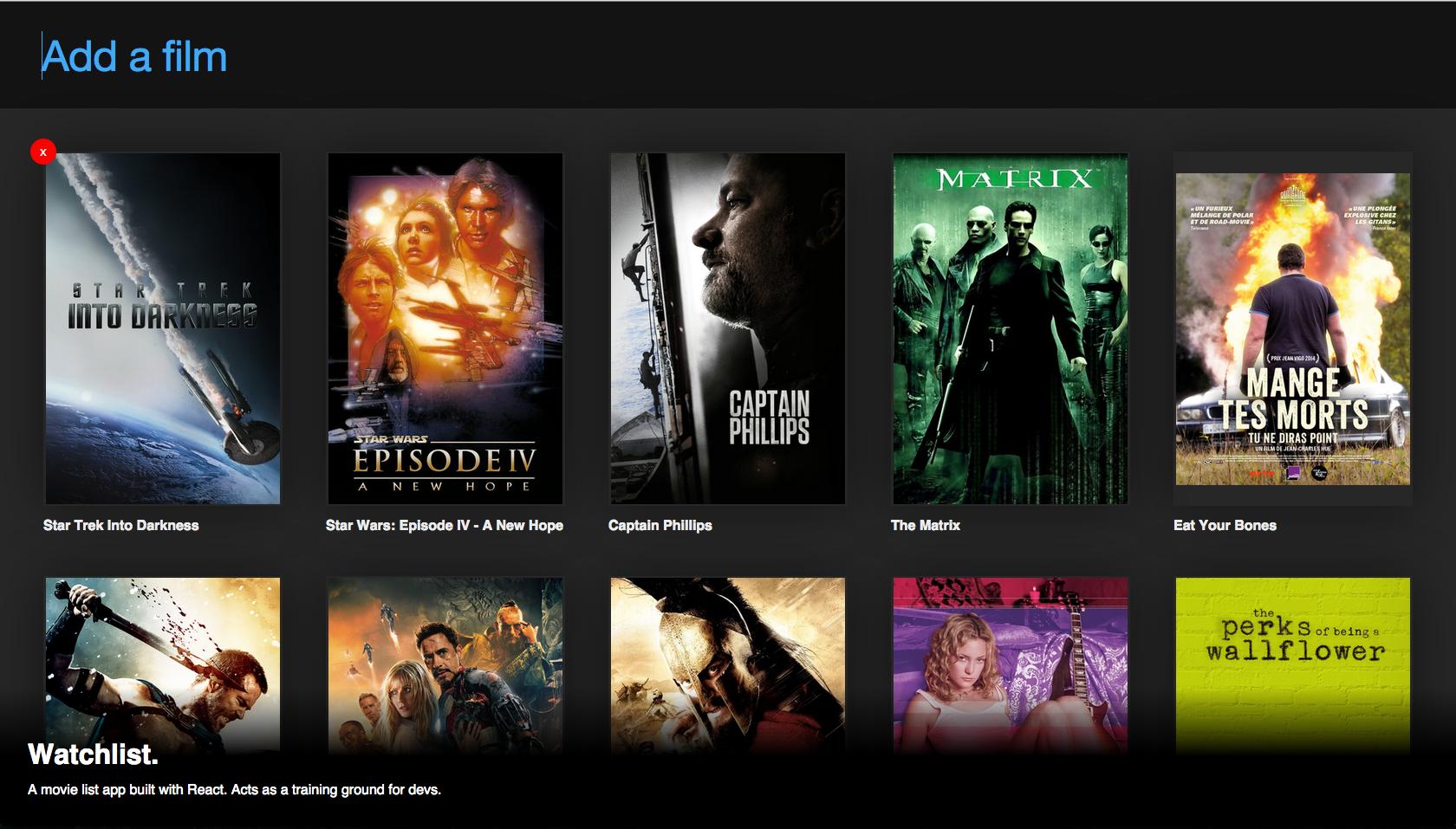 watchlist learning area for flux flummox elegant movie watch list