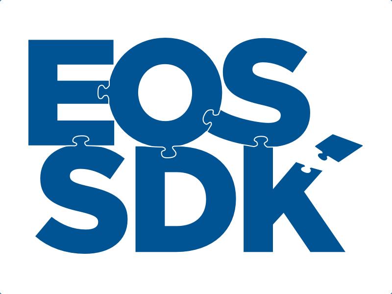 EOS SDK logo