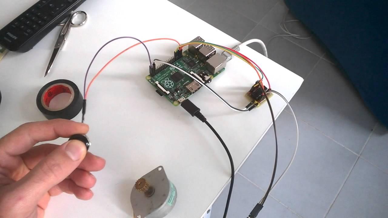 Github Kashimastro Ofxgpio Library C For Raspberrypi And Wiringpi I2c Write Example Gpio Communication