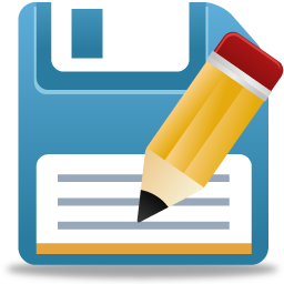 Icon Request Icon Floppy With Pencil Icon Save As Issue 512 Fortawesome Font Awesome Github
