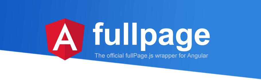 GitHub - alvarotrigo/angular-fullpage: Official Angular wrapper for