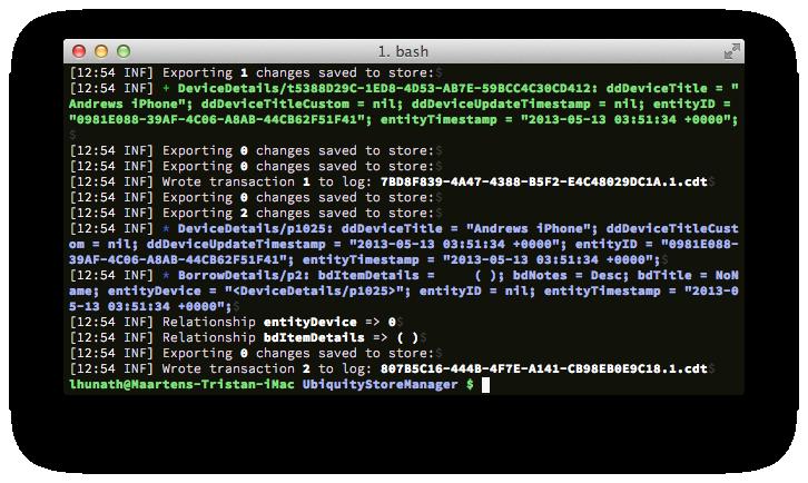 parseLogs screenshot