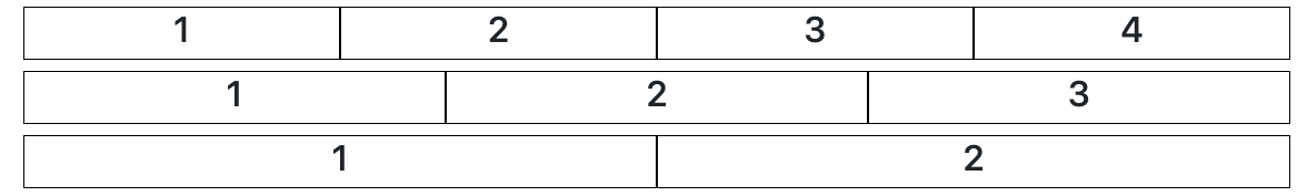 Screenshot Frontend Output