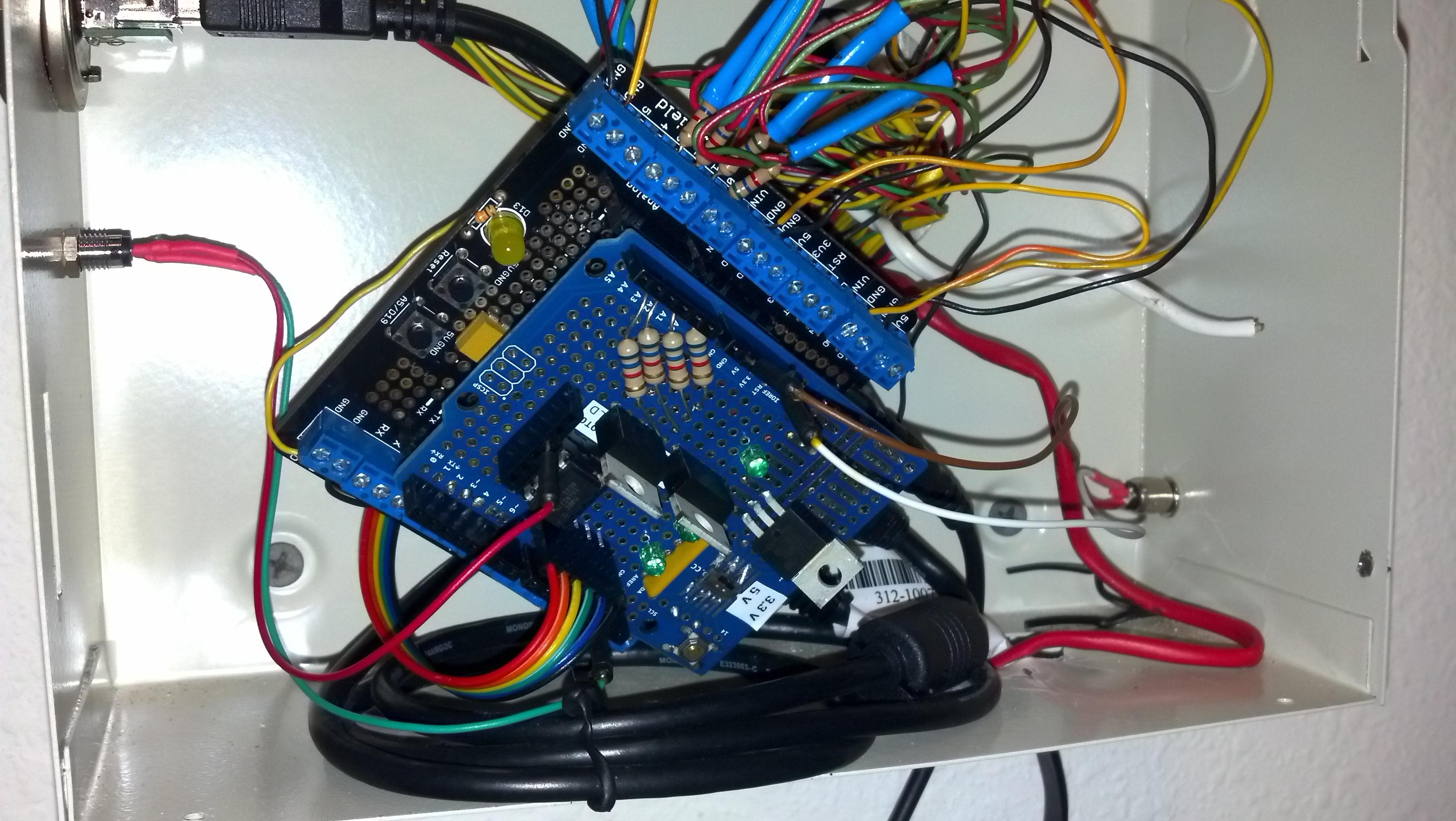 Alarm Circuitry