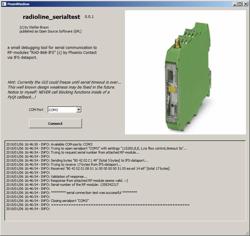 GitHub - stefanbraun-private/radioline_serialtest: a small