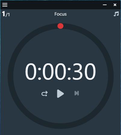 Zen Focus Snapshot