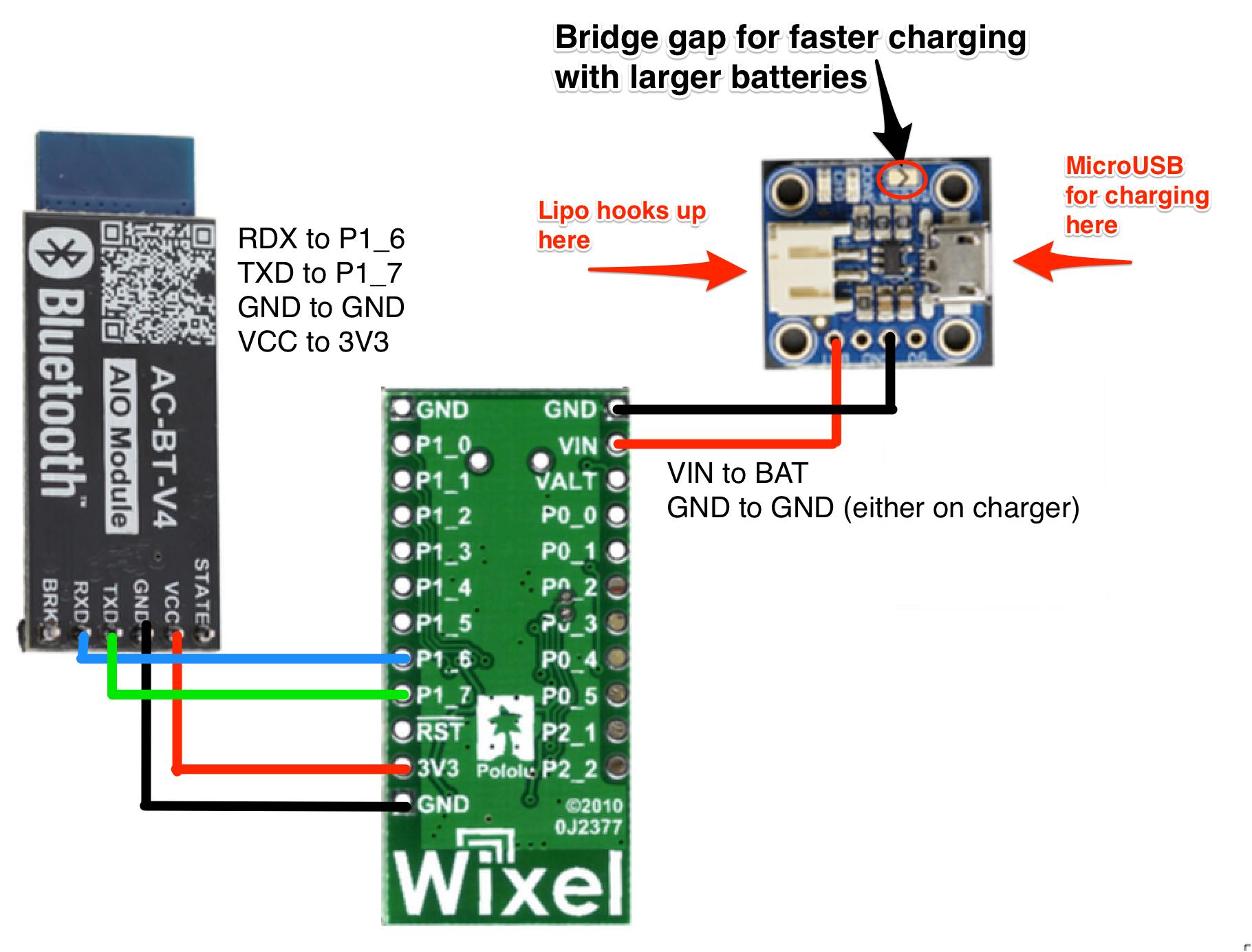 Xdrip Hardware Setupmd At Master Stephenblackwasalreadytaken Lipo Battery Pack Wiring Diagram Setup