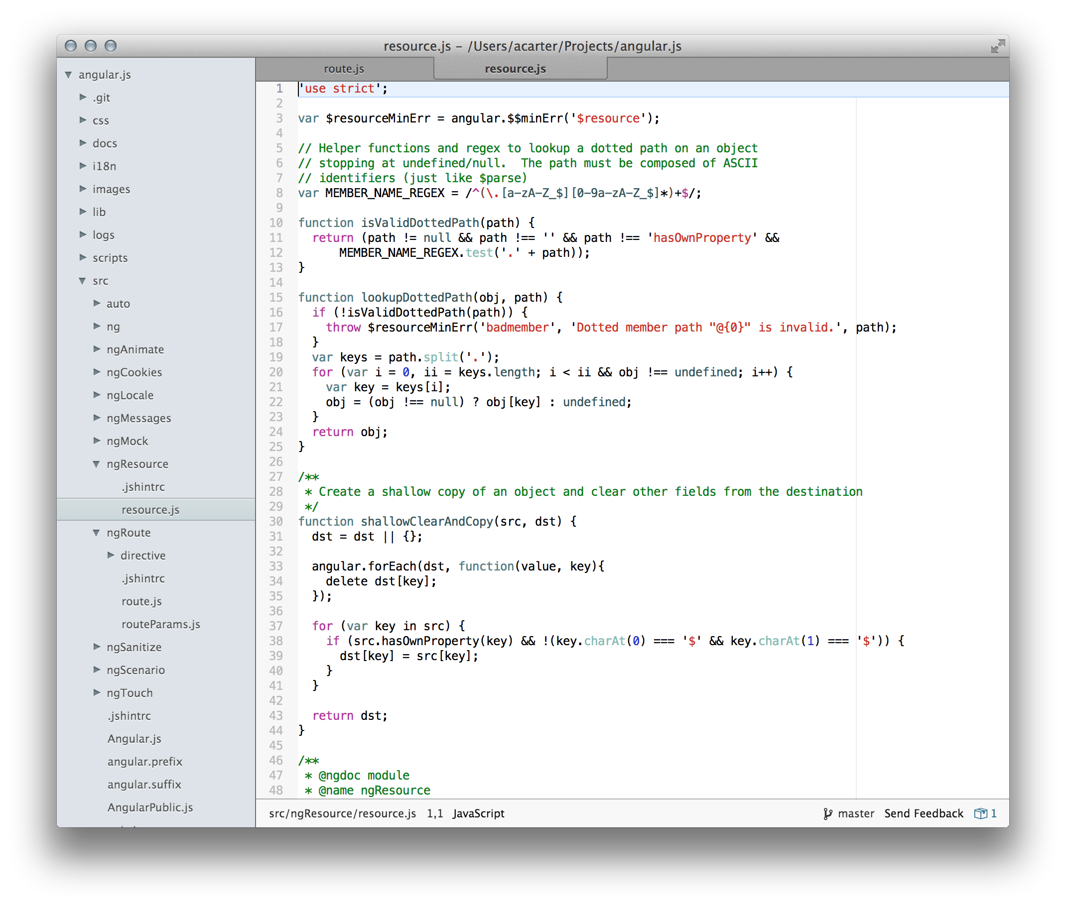 Xcode Syntax Preview