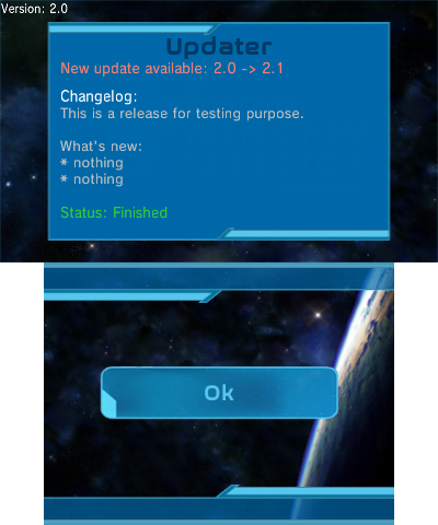 Auto updater